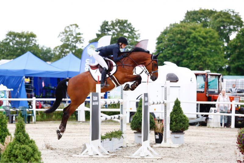 Linda Randpere hobusega