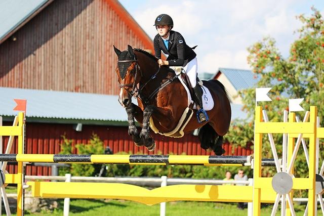 My hobusega Expert. Autor Susanna Liis Ole